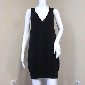 Eileen Fisher Sweater Dress XS Merino Sleeveless